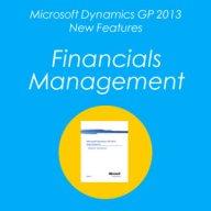 Microsoft Dynamics GP New Features – Financials