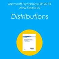 Microsoft Dynamics GP 2013 – Distribution